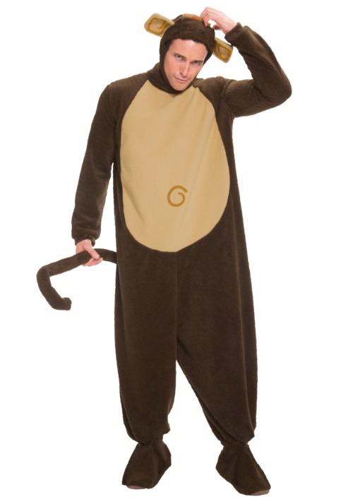 Adults Monkey Costume