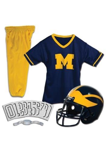 Michigan Wolverines Child Uniform