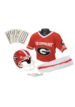 Georgia Bulldogs Child Uniform