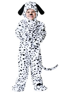 Dalmatian Dog Toddler Costume