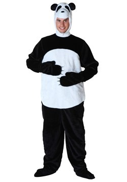 Panda Plus Size Adult Costume Update Main
