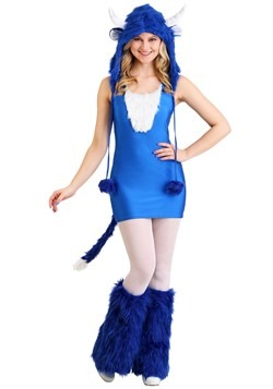 Sexy Babe the Blue Ox Costume Update Main