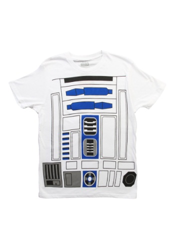 I AM R2D2 MENS COSTUME TEE