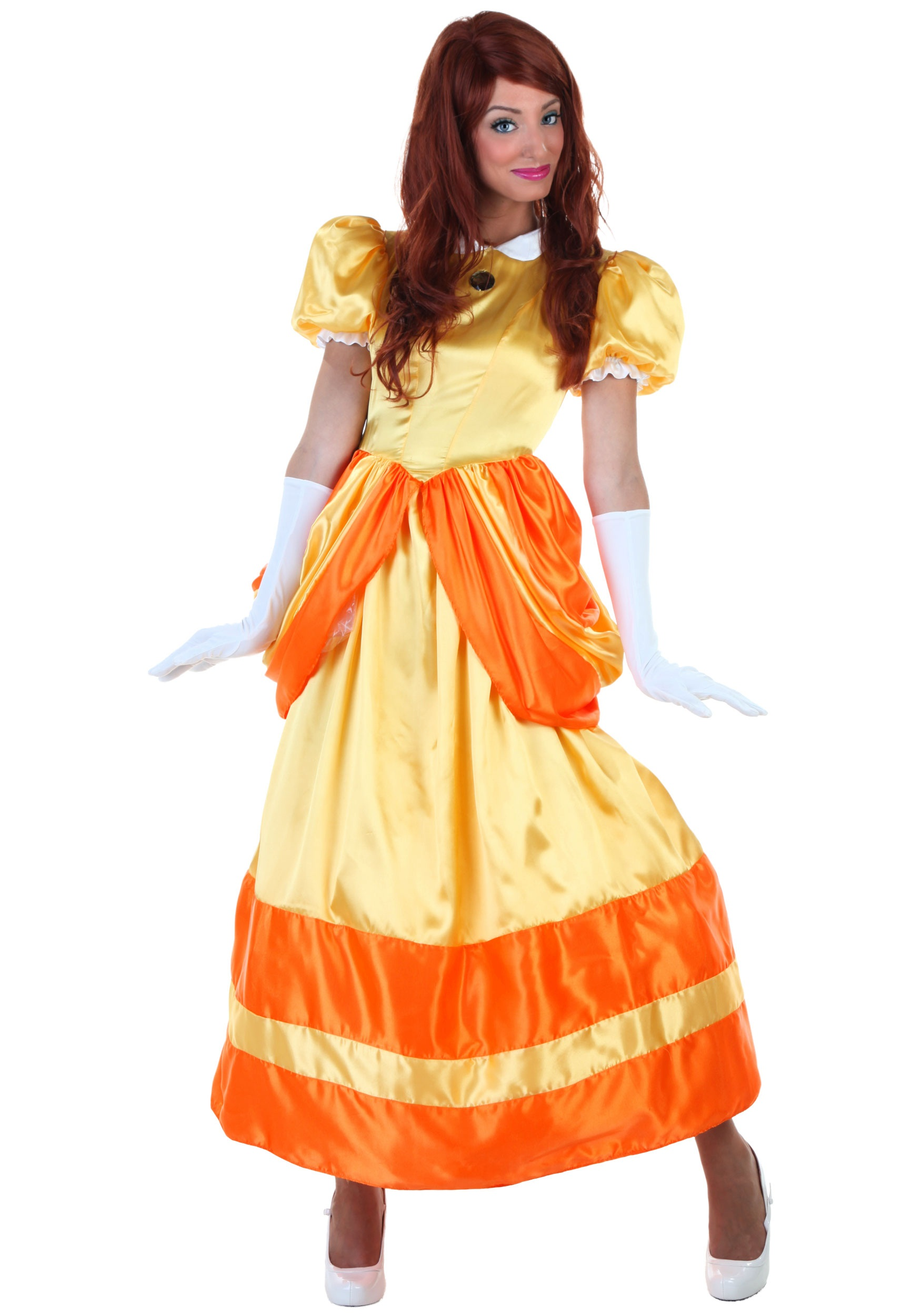 Princess Daffodil Womens Costume  sc 1 st  Fun.com & Princess Daffodil Costume for Women