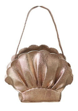 Sea Shell Handbag Purse