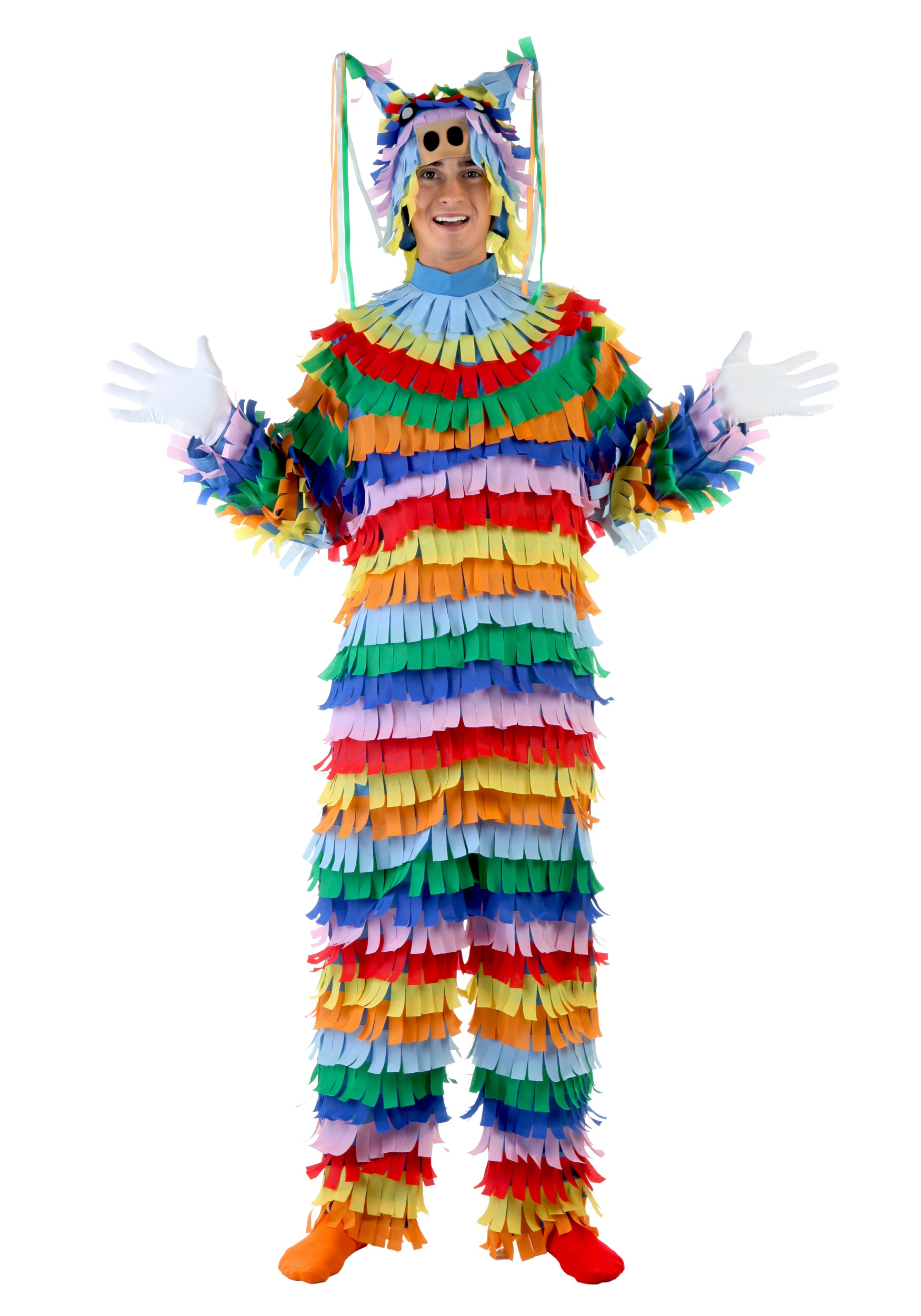pinata costume for adults