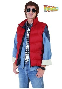 Back to the Future Marty McFly Vest Costume Update Maincc