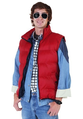 Back to the Future Marty McFly Vest BTF2240AD-ST