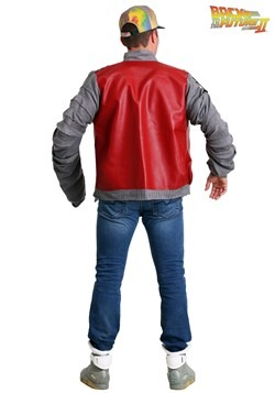 Back to the Future Marty McFly Jacket Alt 2