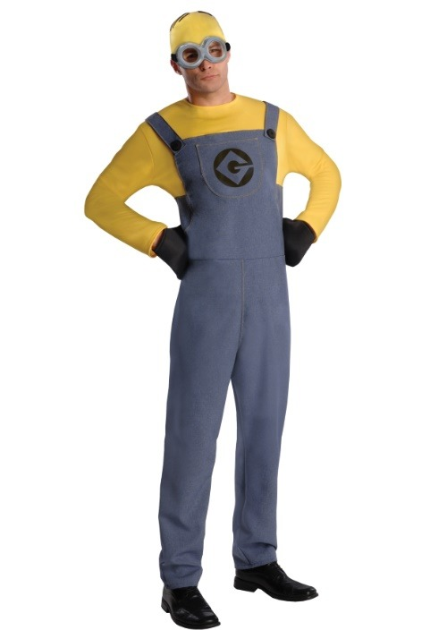Adult Dave Minion Costume