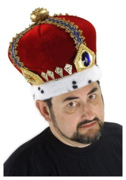 Mens Royal King hat