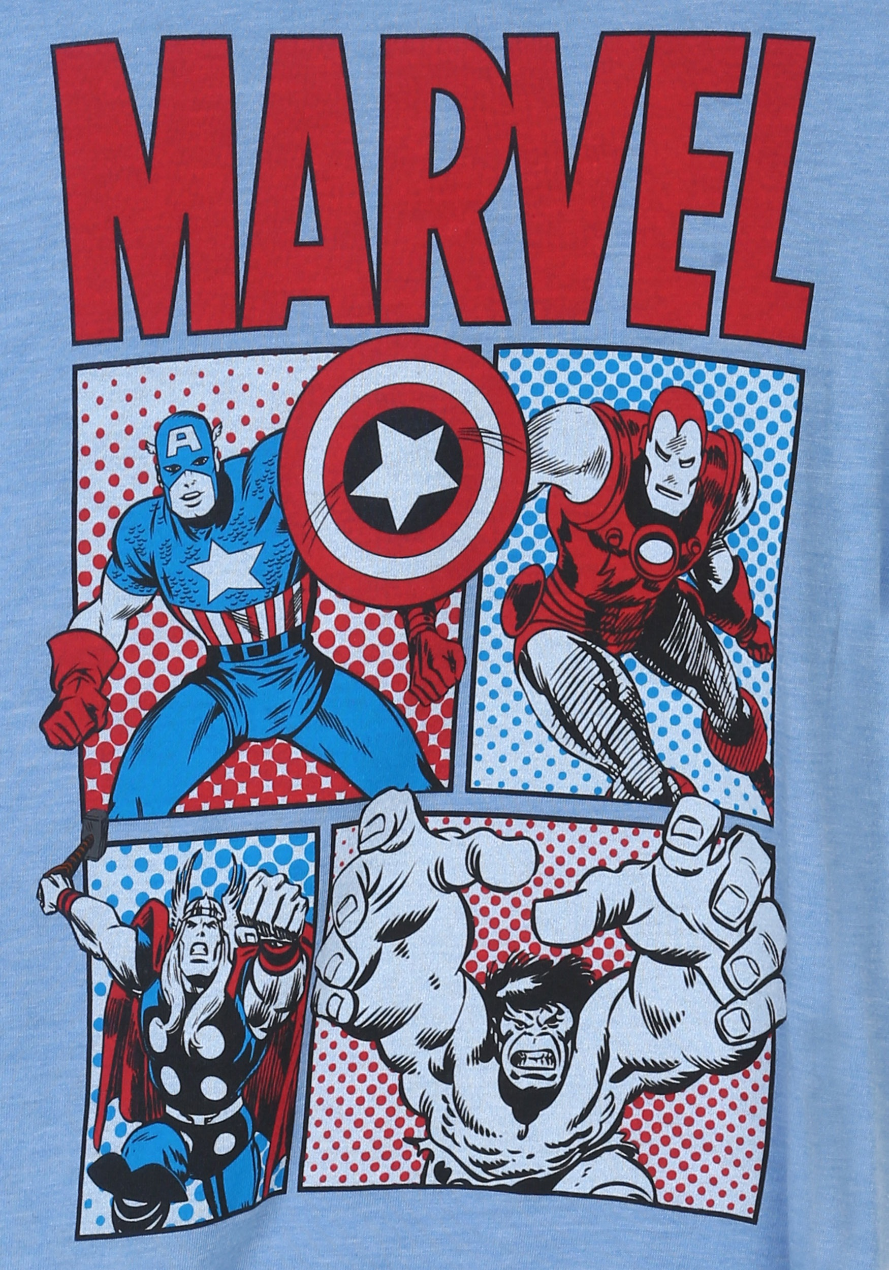 Women S Marvel Group T Shirt