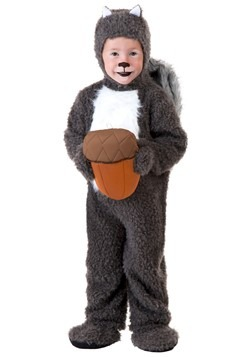 Toddler's Squirrel Costume Update Main