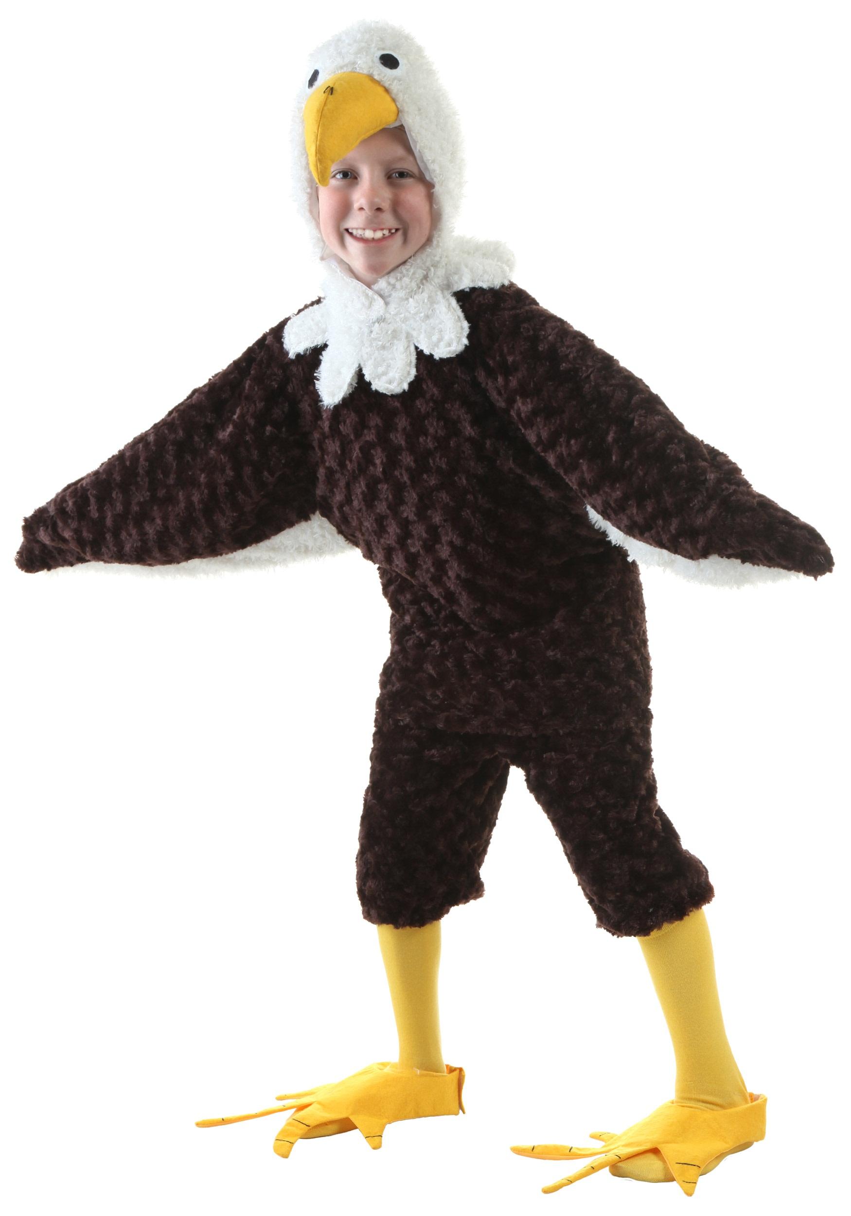 Child Eagle Costume
