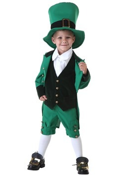Classic Leprechaun Toddler Costume update1