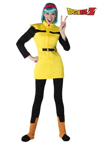 DBZ Adult Bulma Costume