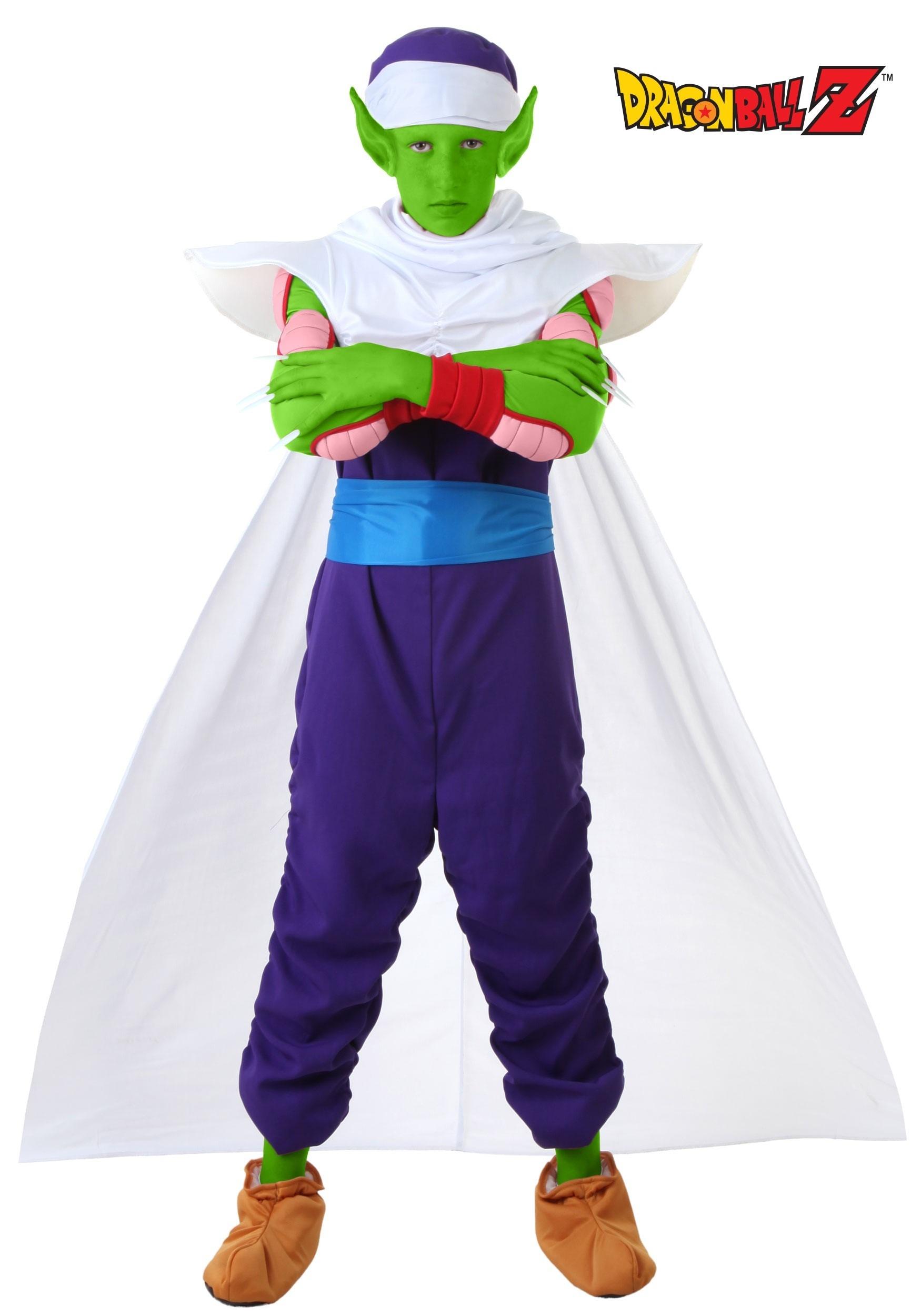 sc 1 st  Fun.com & Dragon Ball Z Child Piccolo Costume
