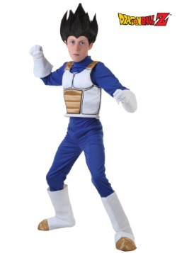 DBZ Child Vegeta Costume