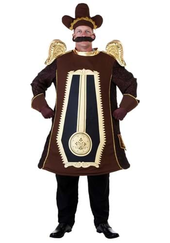 Adult Clock Costume1