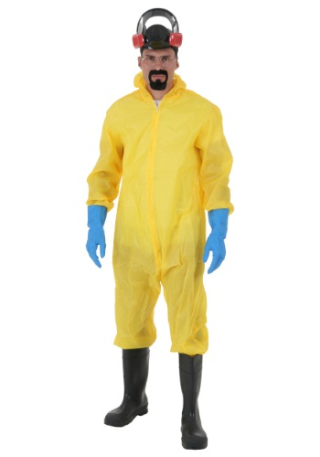 Breaking Bad Toxic Suit Costume