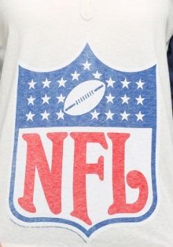 NFL Logo Women's Raglan Shirt2