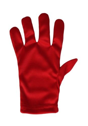 Kids Red Gloves