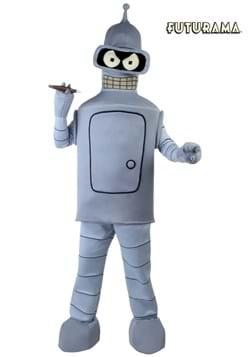 Futurama Adult Bender Costume update