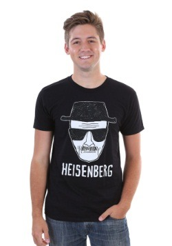Breaking Bad Black Heisenberg Face T-Shirt