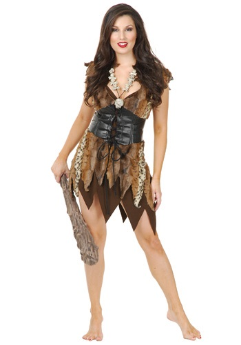 Cave Woman Sexy Costume