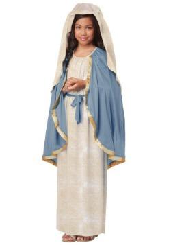 Girl's Virgin Mary Costume
