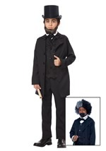 Abraham Lincoln/ Frederick Doulgass Costume For Boys Update