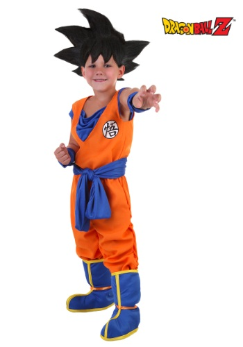 Toddlers Goku Costume