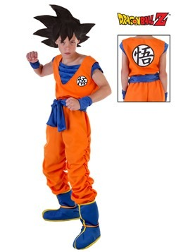 DBZ Child Goku Costume