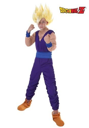 DBZ Child Gohan Costume