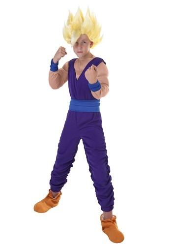 Fun.com - DBZ Child Gohan Costume Photo