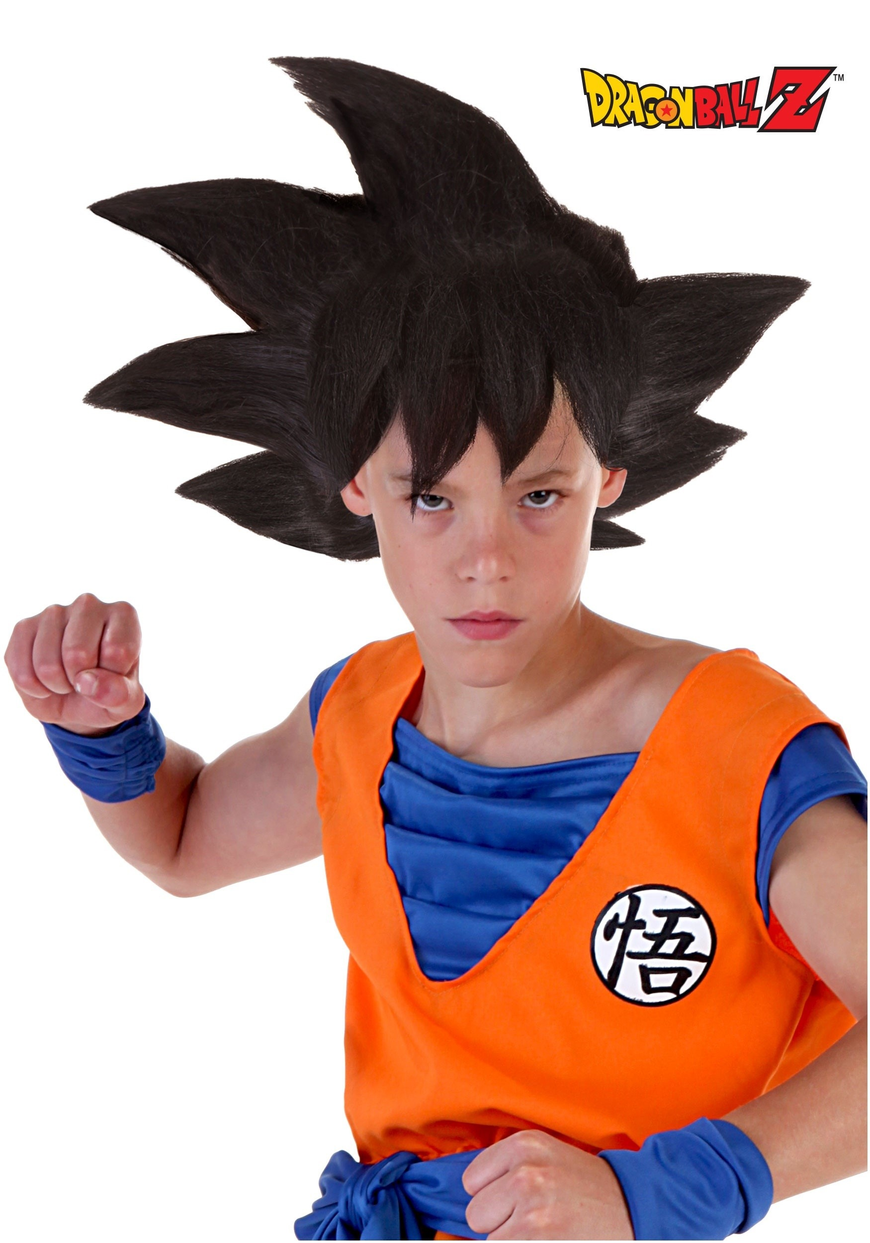 sc 1 st  Fun.com & Child Goku Wig