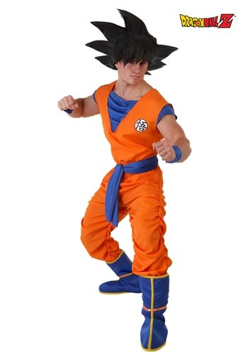 DBZ Adult Goku Costume