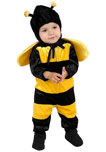 Little Bee Todler Costume