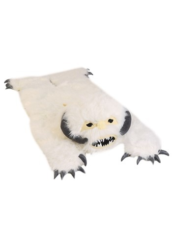 Star Wars White Wampa Rug update1