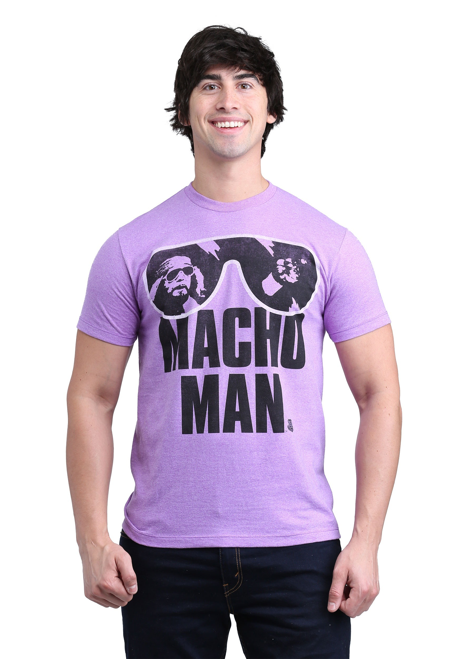 macho men Randy macho man savage, the professional wrestler known for his raspy voice,  the sunglasses and bandanas he wore in the ring and the.