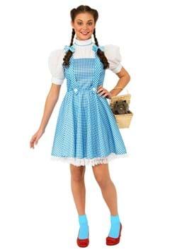 Women's Dorothy Costume Update