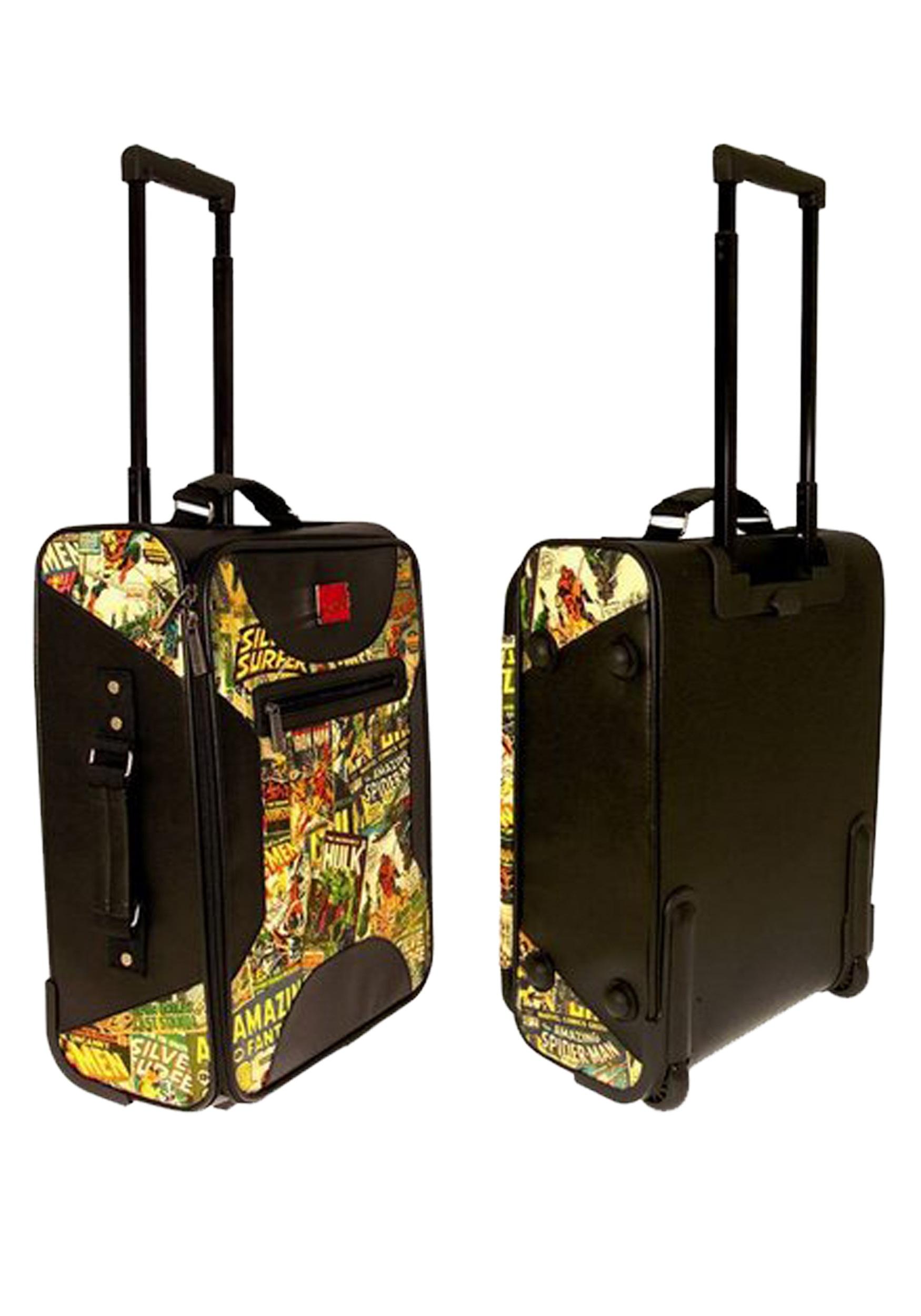 Retro Marvel Suitcase BBDMVRCTC23