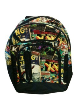 Retro Marvel Back Pack