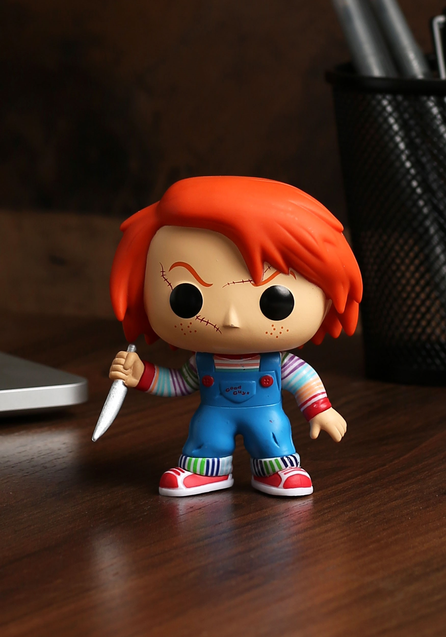 Mini Louie >> POP Chucky Vinyl Figure