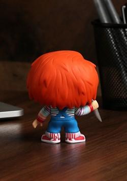 Funko POP! Chucky Vinyl Figure alt 1
