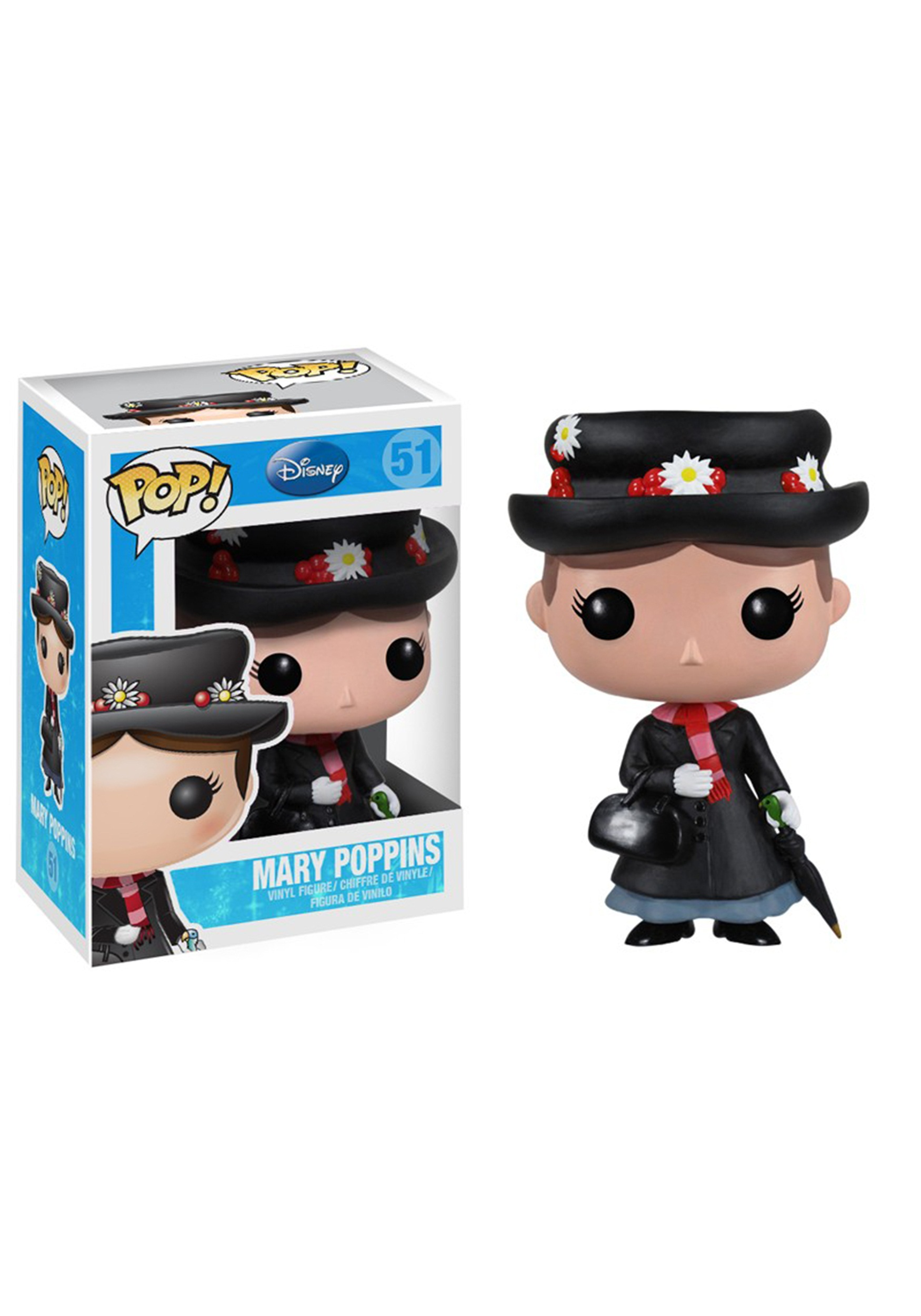 Toys For Mary Poppins : Pop disney mary poppins vinyl figure