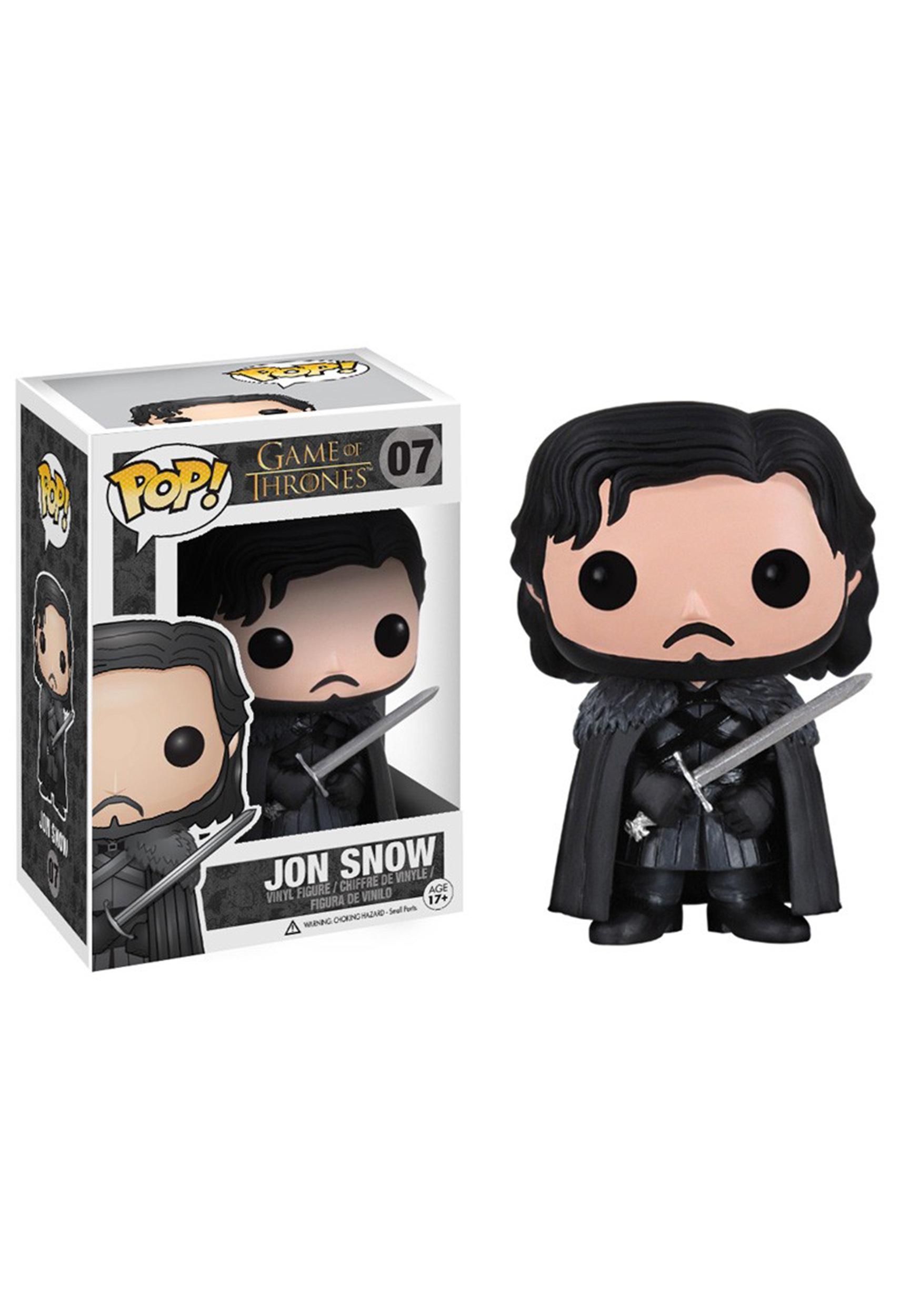 POP Game of Thrones Jon Snow Vinyl Figure FN3090