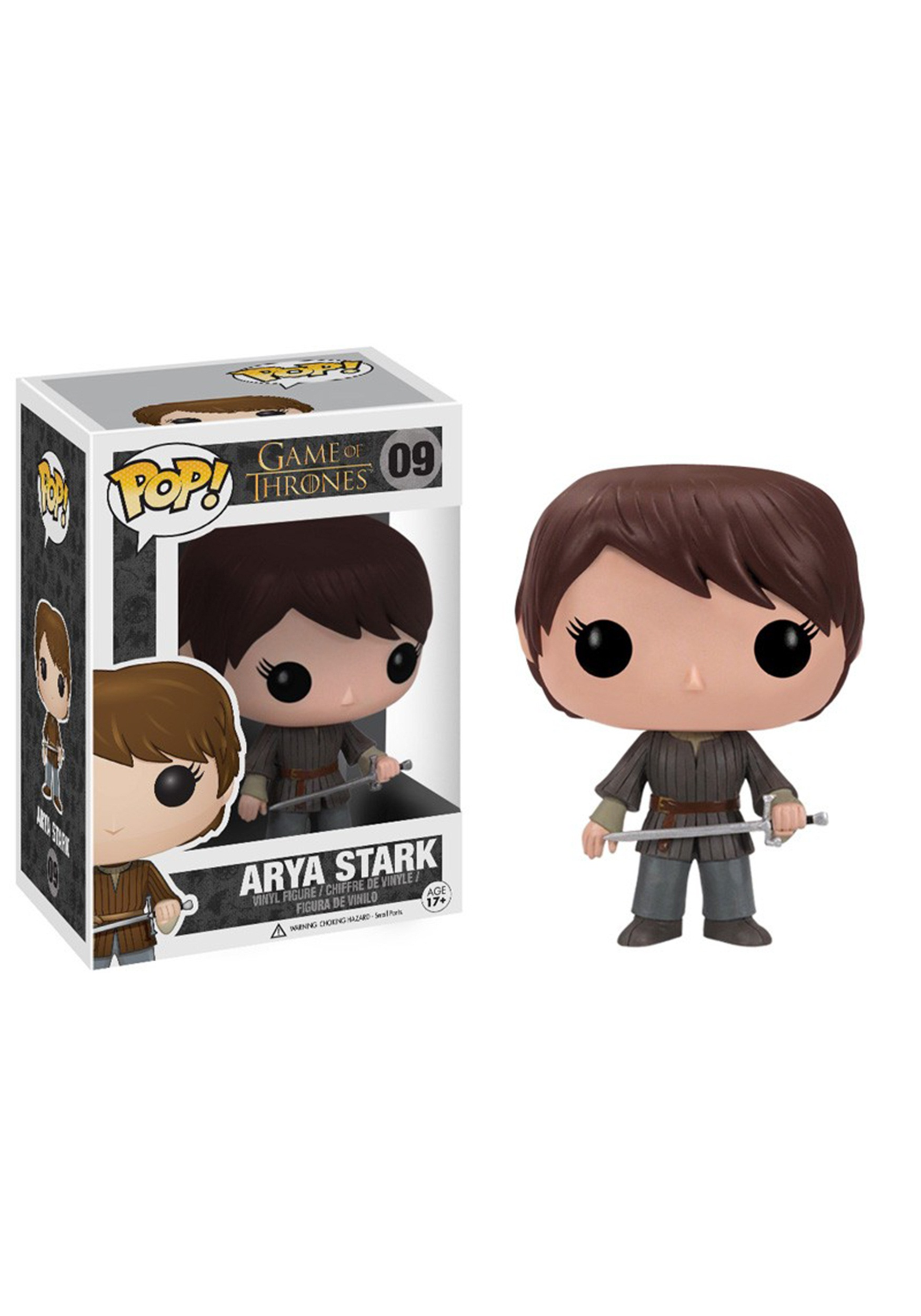 POP Game of Thrones Arya Stark Vinyl Figure FN3089