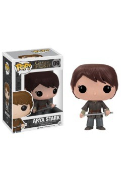 POP Game of Thrones Arya Stark Vinyl Figure