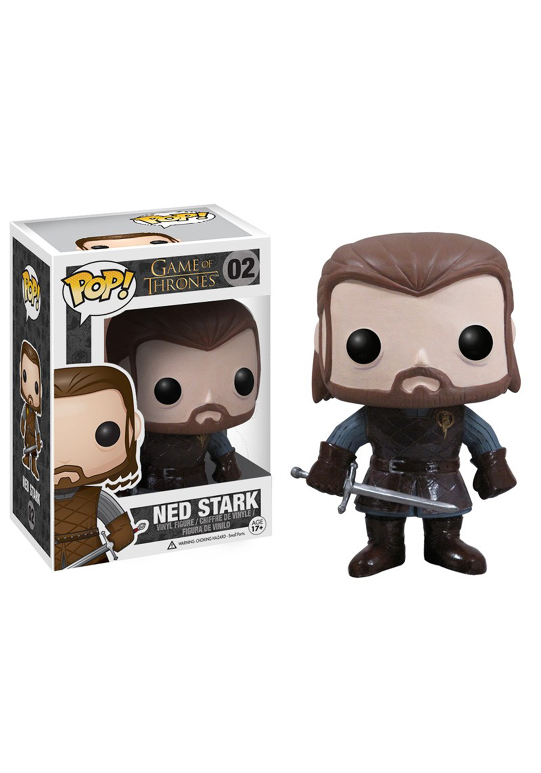 POP Game of Thrones Ned Stark Vinyl Figure FN3016
